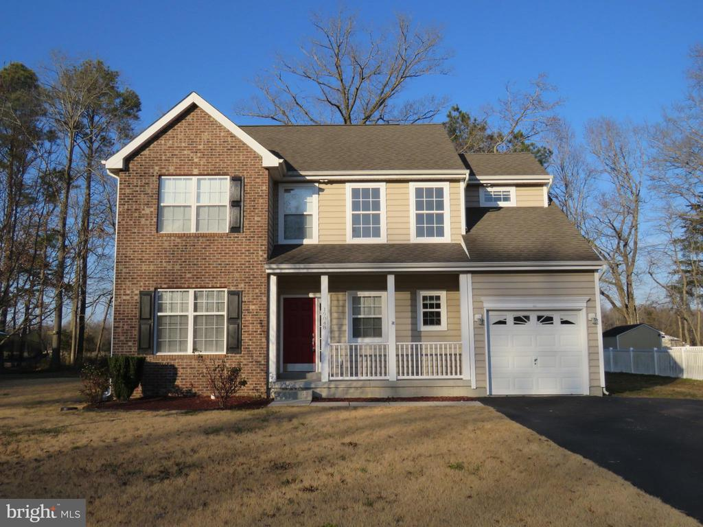 Georgetown DE Single Family Home Real Estate Sales - 19048 Carey Woods At Walls Creek  For Sale