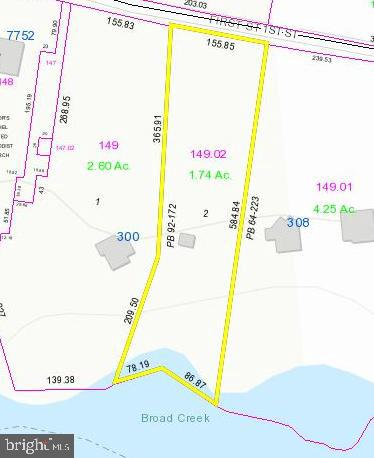Lot 2 FIRSTFIRST, Bethel, Delaware