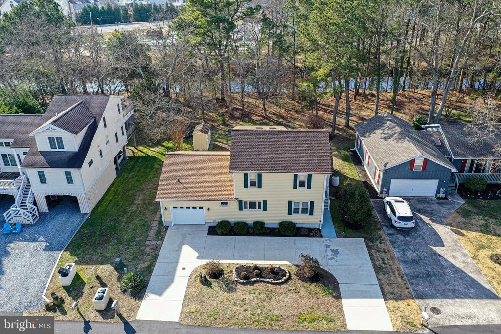 Bethany Beach DE Single Family Home Real Estate Sales - 992 Lake View Lake Bethany  For Sale