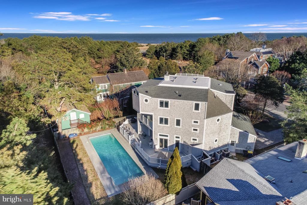Rehoboth Beach DE Single Family Home Real Estate Sales - 3 Henlopen North Rehoboth  For Sale