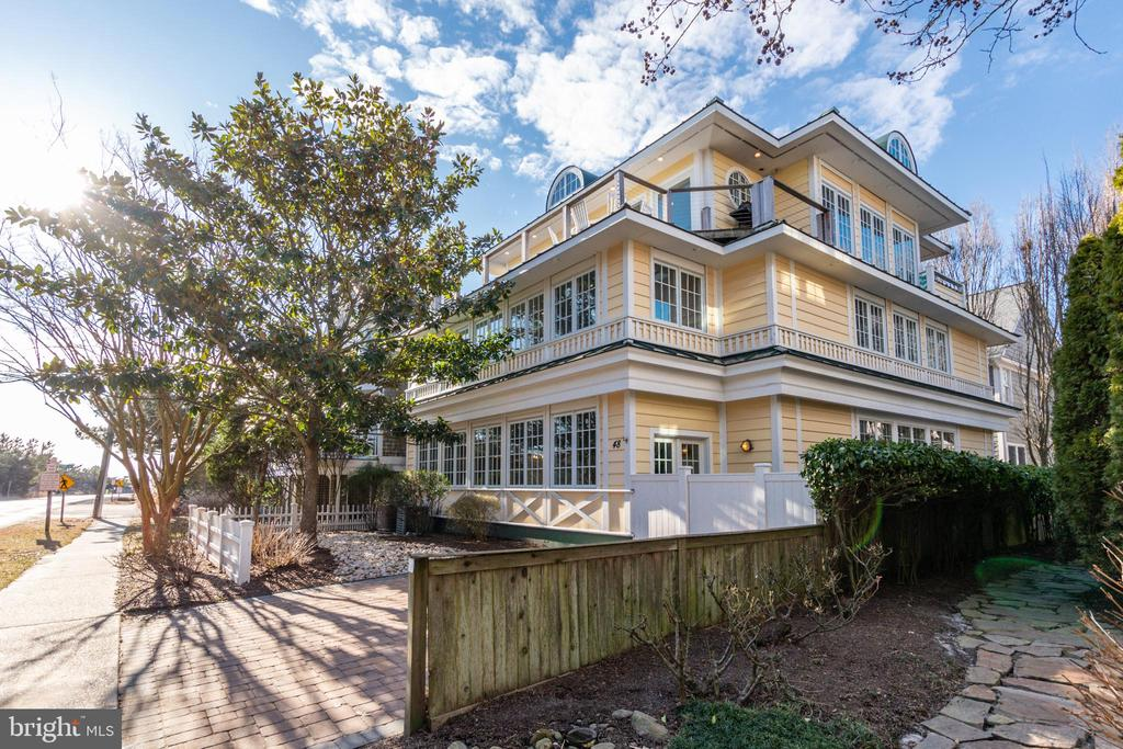Rehoboth Beach DE Single Family Home Real Estate Sales - 48 Surf North Rehoboth  For Sale